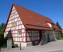 Das alte Schafhaus von 1824
