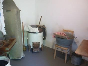 Waschküche aus Omas Zeiten