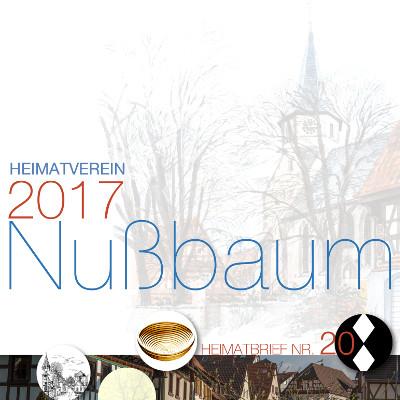 Titelbild Heimatbrief Nr. 20 - 2017